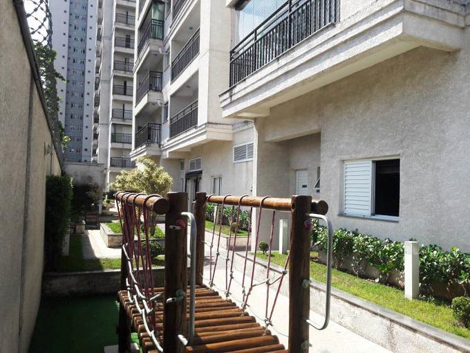 Apartamento de 2 dormitórios condomínio flórida