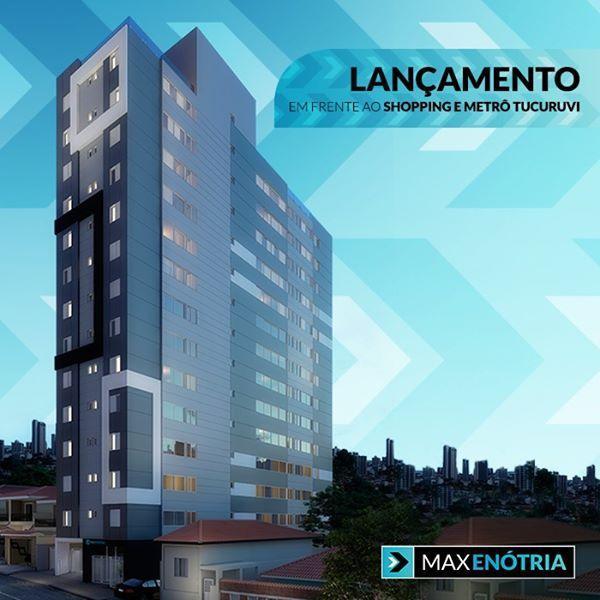 Apartamento para venda 31m² com 1 quarto lado do metro e