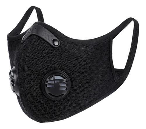 Ciclismo esporte máscara filtração gás ativado filtro de