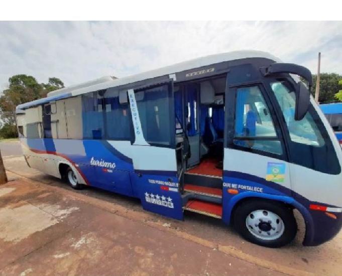 Micro onibus sênior agrale 9150 x-12 cód.6497 ano 2008
