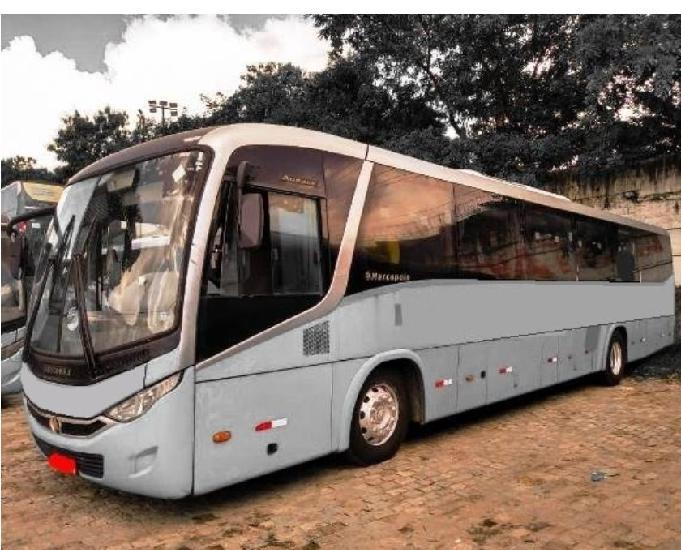 Onibus marcopolo motor dianteiro m.benz cód.6496 ano 2014