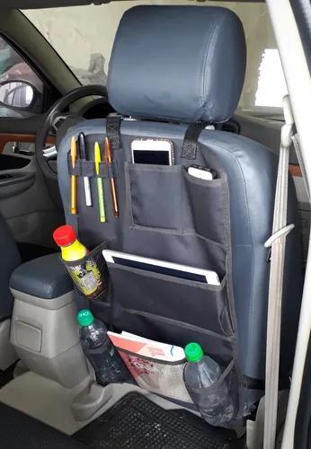 Organizador de carro multiuso porta treco, objetos,