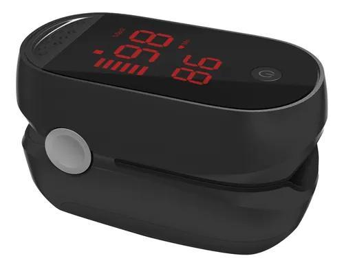 Oxímetro de pulso da ponta do dedo com display led spo2