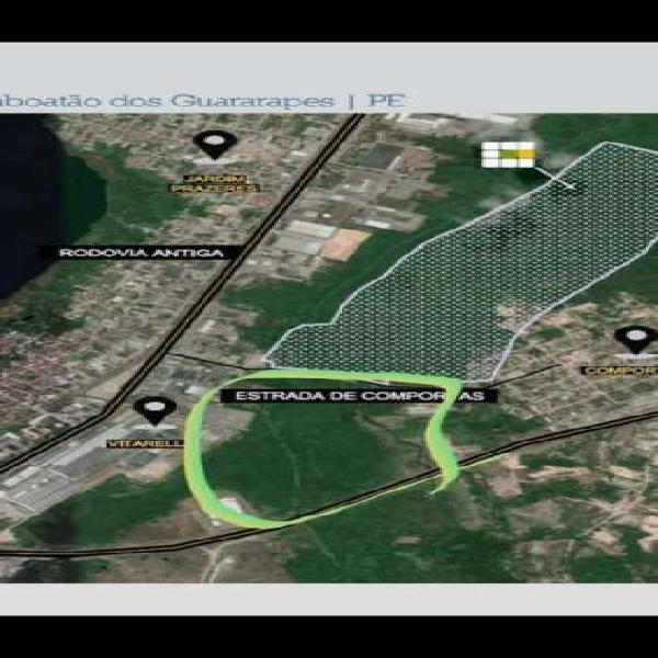 Rea com 72 hectares na estrada da batalha entre a br 101