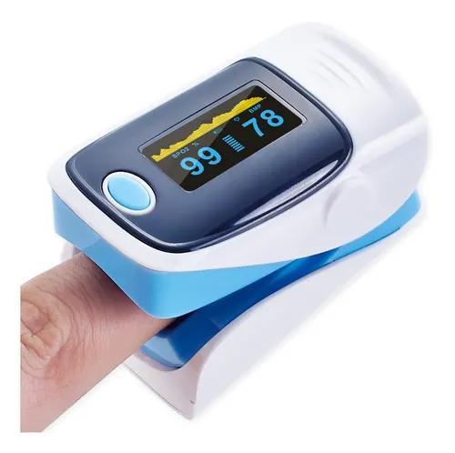 Sangue portátil leve oxímetro do pulso dedo agregado