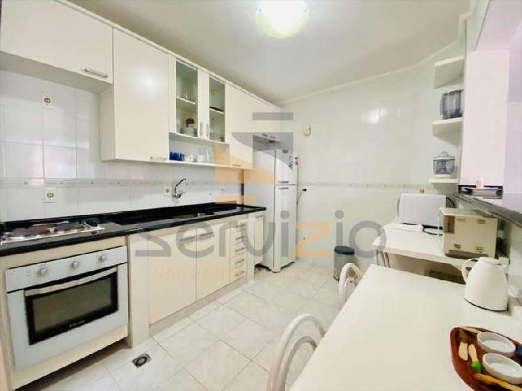 Vende apartamento em ubatuba 3 dormitórios itagua