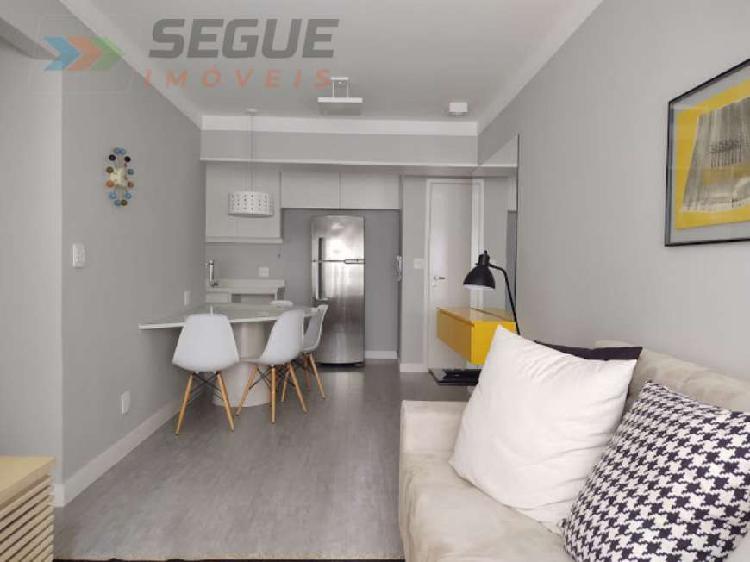 Aluga apartamento 2 dorm, 70m², al joaquim eugenio de lima,