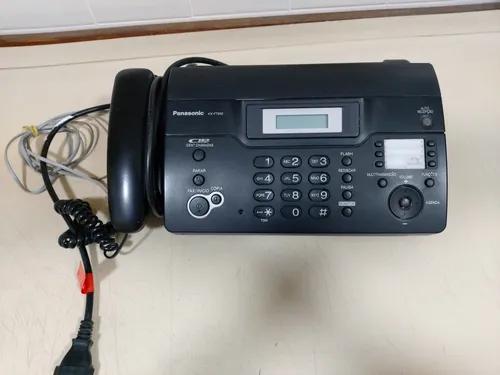 Aparelho fax panasonic kx- ft932