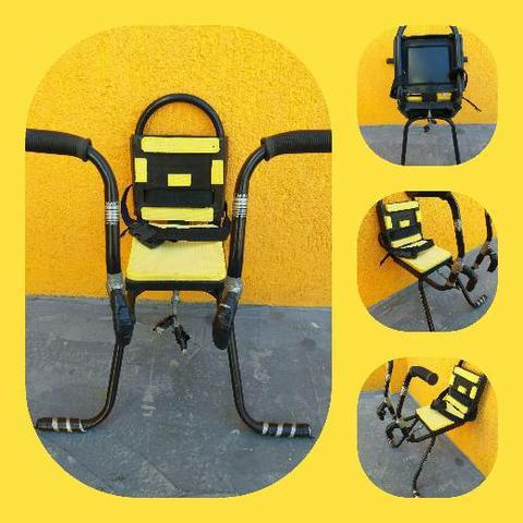 Cadeira bicicleta dianteira