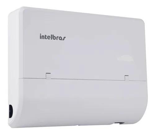 Central pabx telefonia modulare mais 2x4 intelbras