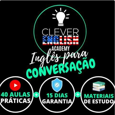 Clever english - inglês para conversação