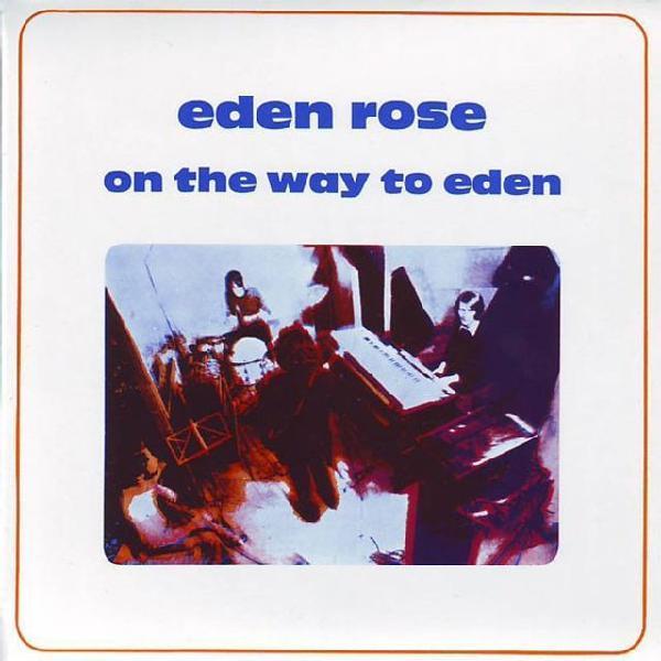 Eden rose - on the way to eden
