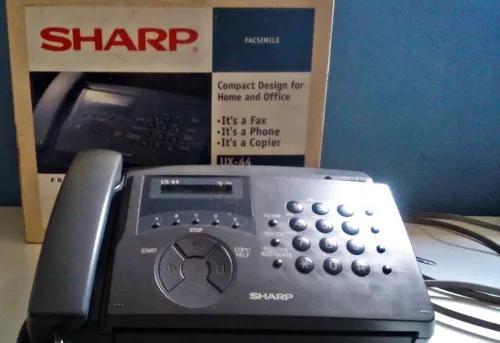 Fax sharp ux44