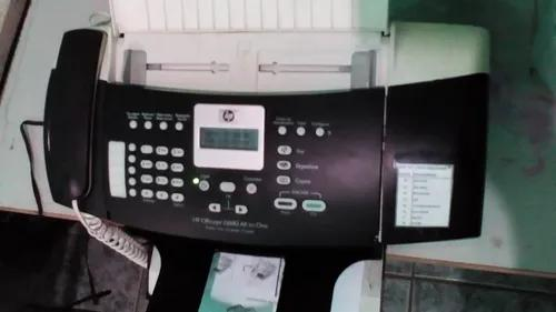 Hp officejet fax,scanner e telefone. (defeito)