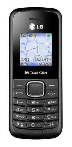 Lg b220 dual sim 32 mb preto radio - idoso - com lanterna