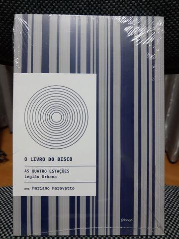 Legião urbana livro do disco - as quatro estações
