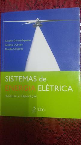 Livro de engenharia: sistemas de energia elétrica análise
