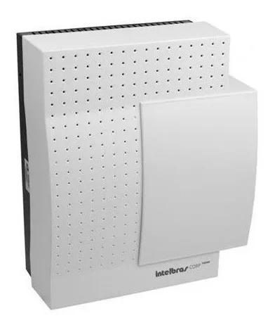 Micro pabx intelbras corp 16000 novo