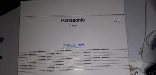 Pabx panasonic kx-tes32