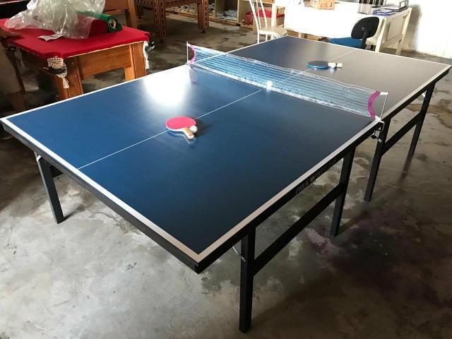 Ping pong com rodinha ou comun. pronta entrega