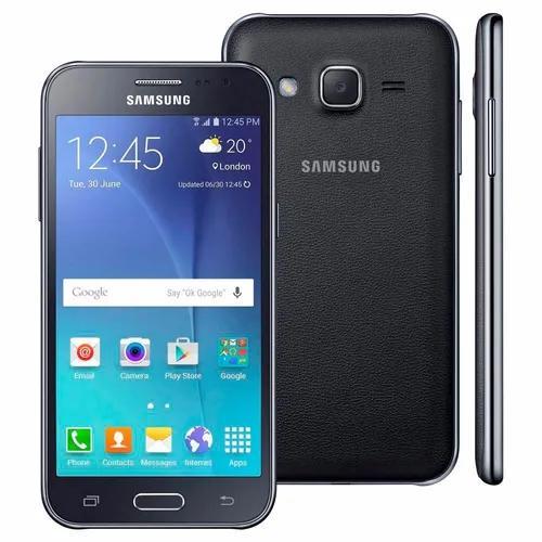 Samsung galaxy j2 j200 duos 8gb 4g 5 mp - novo