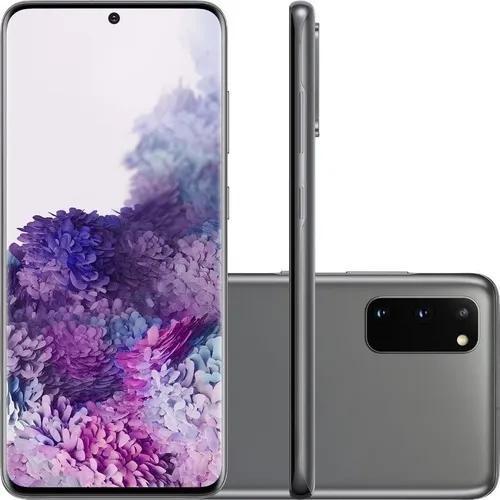 Samsung galaxy s20, 128gb, 8gb ram, tela 6.2 câm. tripla