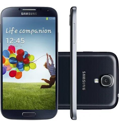 Samsung galaxy s4 i9505 4g - android 4.2, 13mp, de vitrine