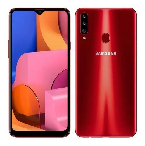 Smartphone galaxy a20s 32gb tela 6.5 3gb samsung