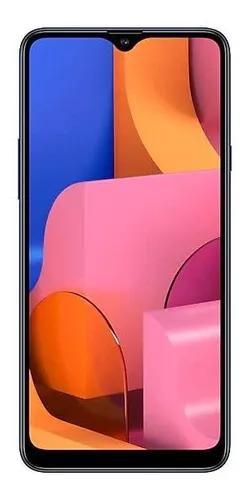 Smartphone samsung galaxy a20s 32gb 3gb ram tela 6.5 - azul
