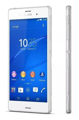 Smartphone sony xperia z3 dual chip 16gb | vitrine