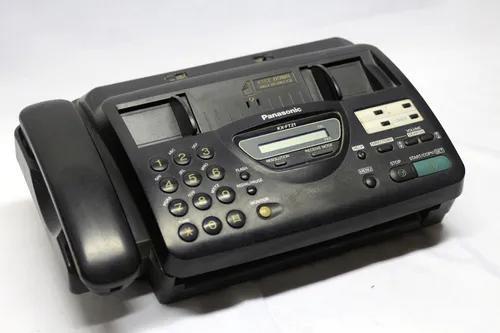 Telefone aparelho fax panasonic kx-ft21la 20110