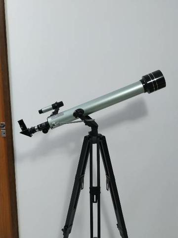 Telescópio astronômico refrator f70060