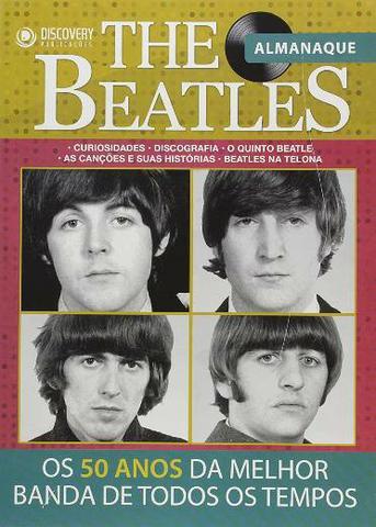The beatles - os 50 anos da melhor banda de todos os tempos.