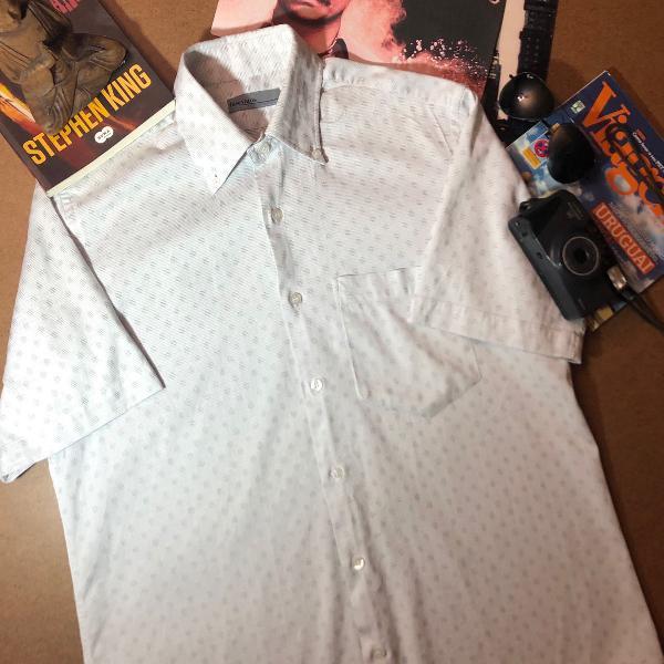 Camisa vintage dots narcos - tamanho g