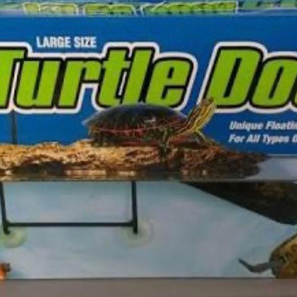 Dock rampa para tartaruga