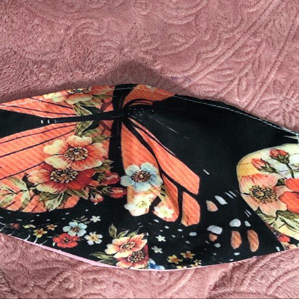 Máscara farm para as fashionistas (borboleta1)