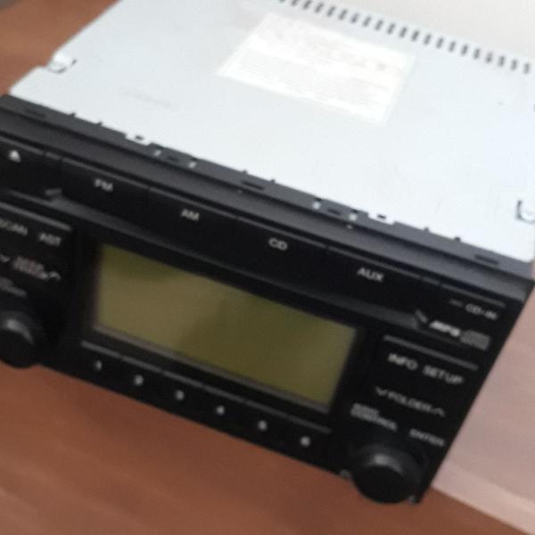 Rádio mp3 tucson