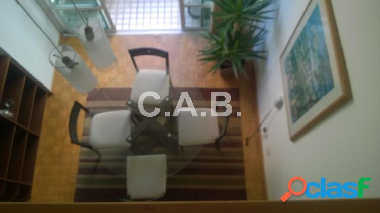 Apartamento mobiliado para locação Loft 1