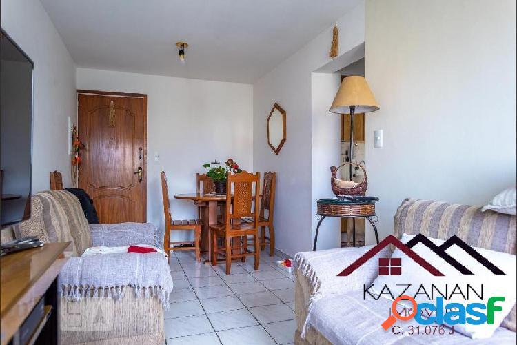 Apartamento 2 dormitórios - garagem demarcada -água rasa - são paulo
