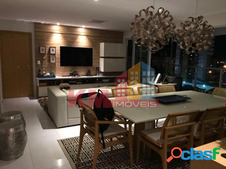 Vende-se lindo apartamento mobiliado no residencial splendore