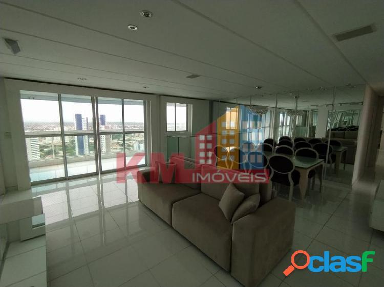 Aluga-se lindo apartamento alto padrão no spazio di firenzi