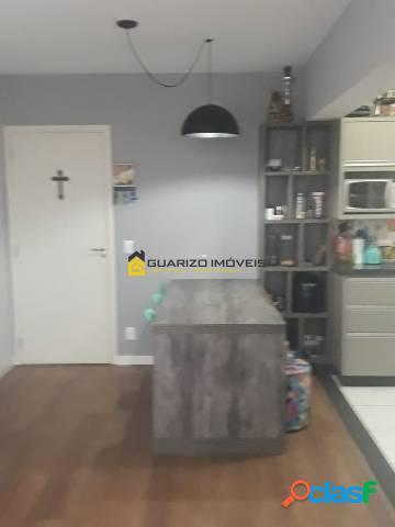 Apartamento à venda 2 quartos (1) suite e 1 vaga - independência/sbc