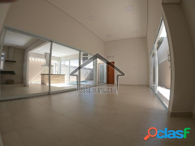 Vende casa condomínio spazio verde comendador bauru