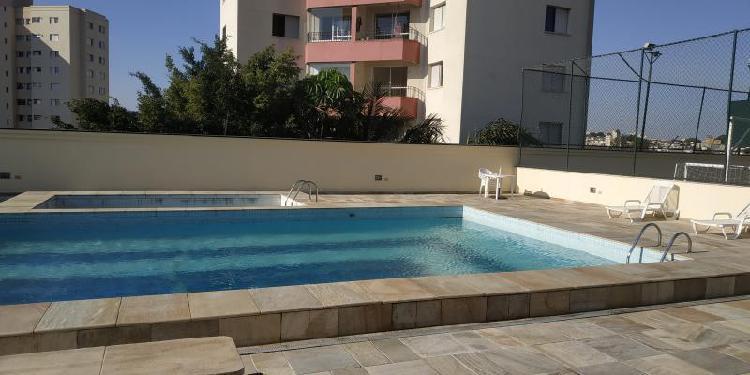 Apartamento com 3 dorms em são paulo - jardim brasil (zona