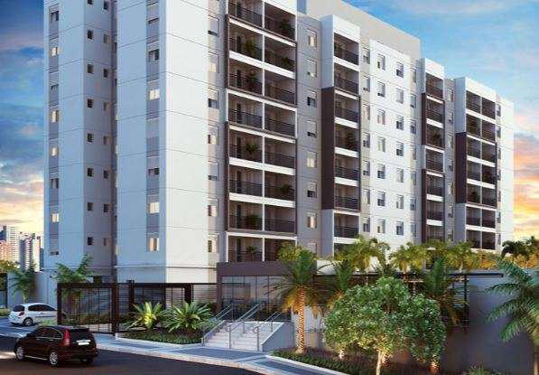Apartamento de 3 dormitórios e 2 vagas, cond living connect