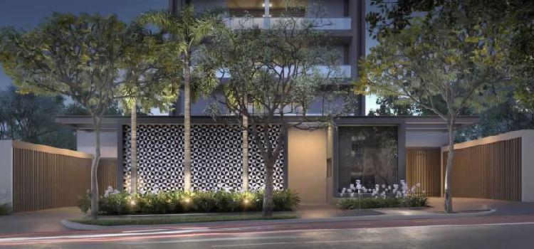 Apartamento para venda com 69 metros quadrado e 2 quartos na