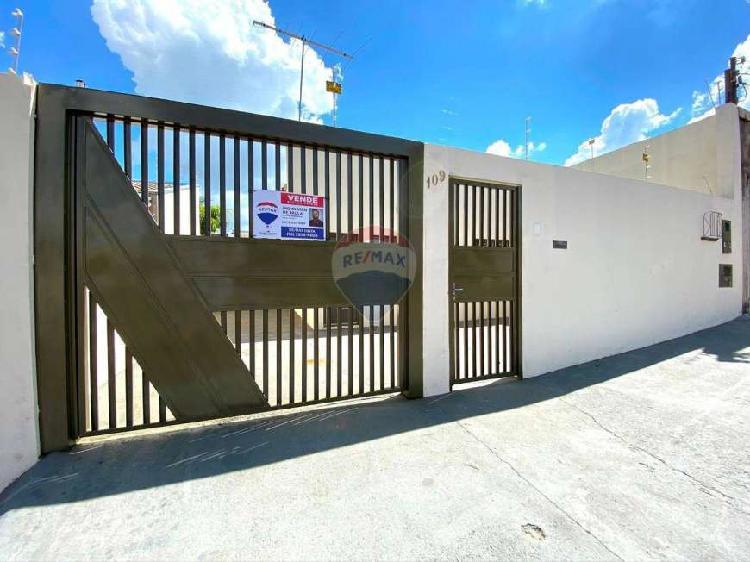 Casa com 2 dormitórios à venda, 60 m² por r$ 187.000 -