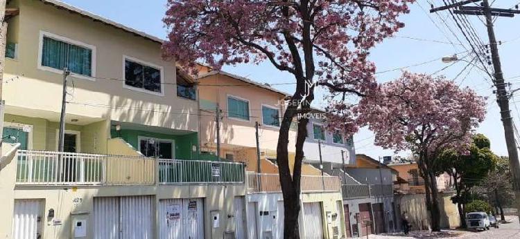 Casa à venda no bairro santa branca em belo horizonte/mg