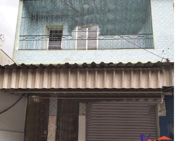 10974 - casa com 2 dormitórios na vila maria