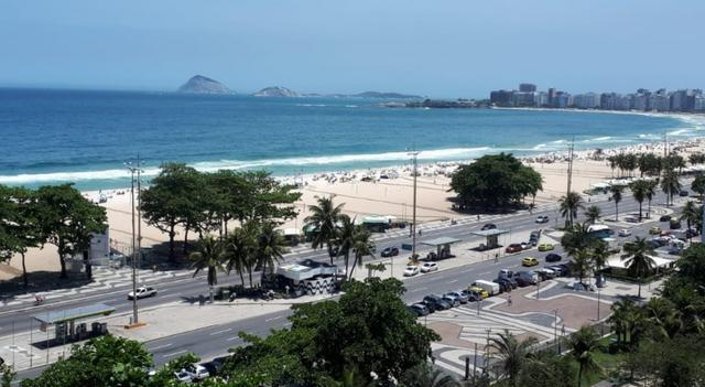 193 - vista mar praia de copacabana #193